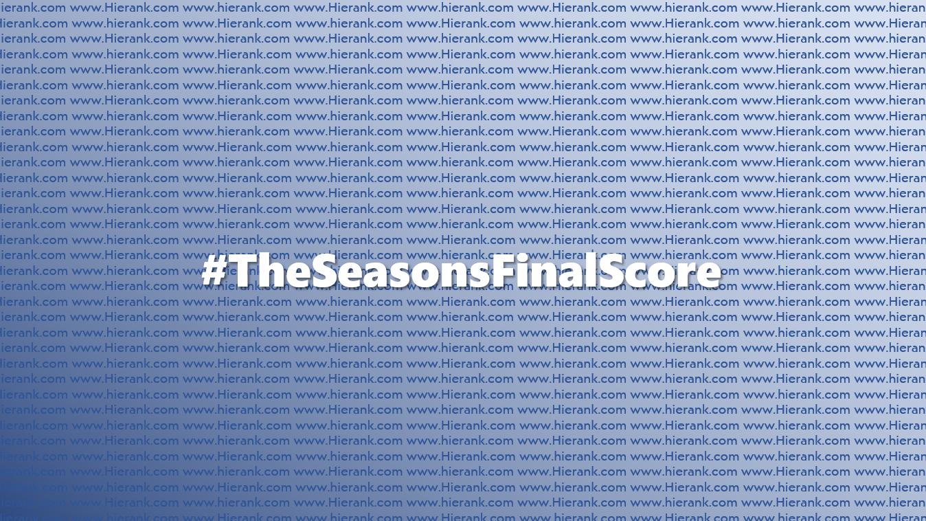 The Season's Final Score